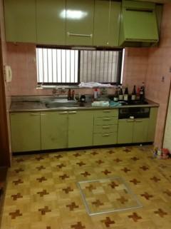金沢邸 キッチン