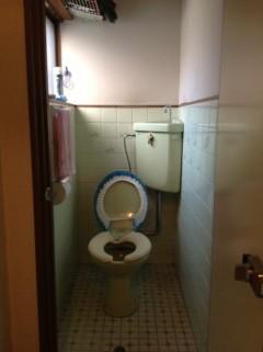 金沢邸 トイレ